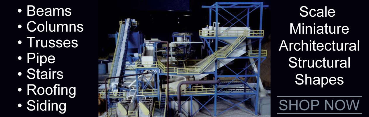 scale-miniature-beams-columns-trusses-pipe-stairs-structural-shapes